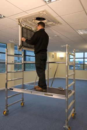 Boss Room Mate Folding Work Platform