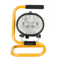Defender Halogen Floor Light